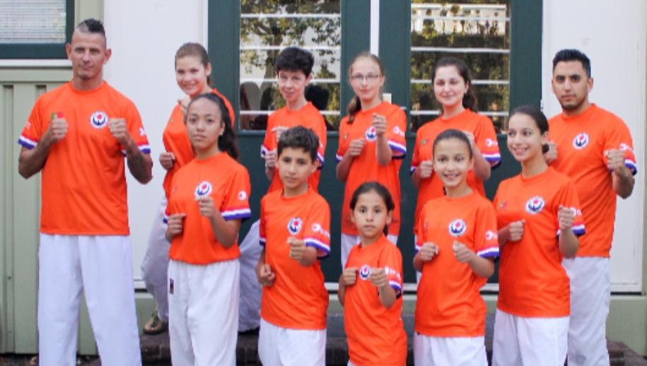 Dertien medailles voor karateka's Choku-Gym op EK – Zaankant Nieuws