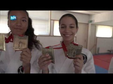 Poelenburgse karatekids leveren topprestaties op EK Karate