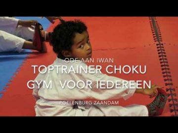 Tientallen nationaliteiten van alle leeftijden en achtergronden trainen bij Choku Gym